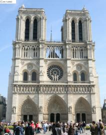 Cathédrale de Paris.