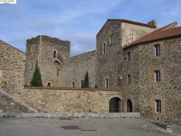 Château royal de collioure.