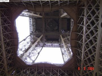 Im gine banque d 39 images libres de droits et gratuites for A l interieur de la tour eiffel