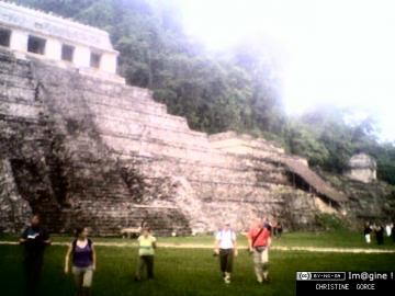 Site maya du Chiapas, Mexique